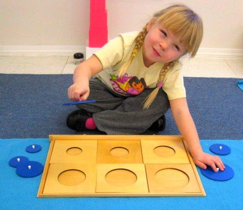 Montessori Sensorial Activities for Pinterest